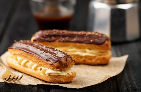 Les classiques de la pâtisserie française
